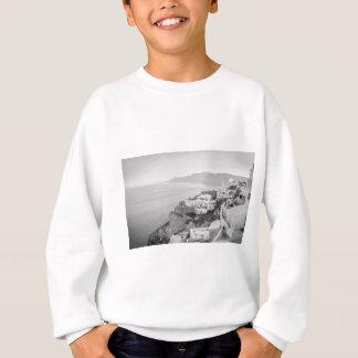 B&W Santorini Sweatshirt