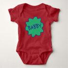 Babby, Manchester-Jargon-Baby Babygrow Baby Strampler