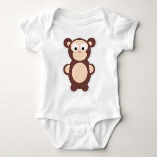 Baby-Affe Baby Strampler