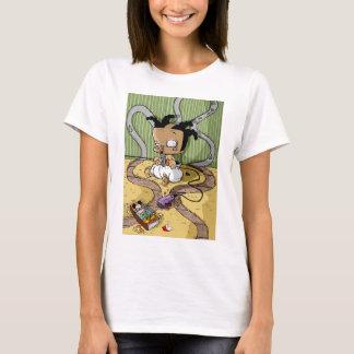 Baby-angesagte Hopfenstadt Gangsta T-Shirt