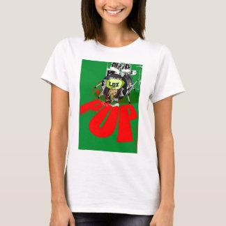 Baby-angesagte Hopfentrommeln T-Shirt