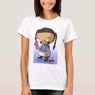Baby-angesagtes Hopfen Gangsta T-Shirt