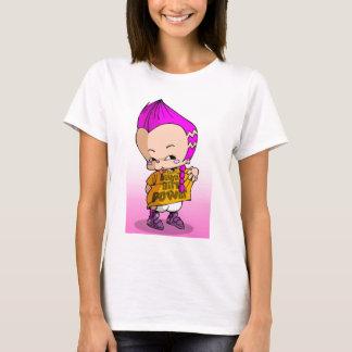 Baby-angesagtes Hopfen Lil T-Shirt