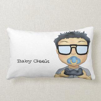 Baby-Aussenseiter (Junge) Kissen