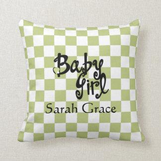 Baby-Baby-Raum-Kissen Zierkissen