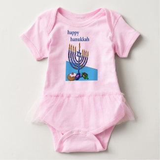 Baby-Ballettröckchen-Bodysuit, glückliches Baby Strampler