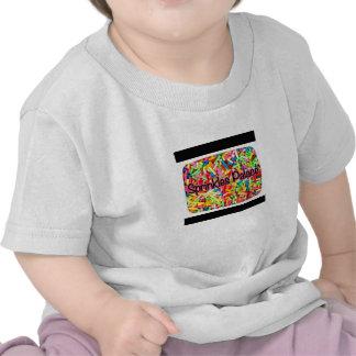 Baby besprüht shirt