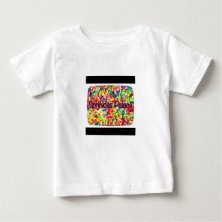 Baby besprüht tshirts