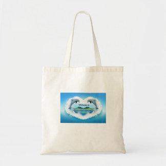 Baby-Blau-Delphin-Tasche Tragetasche