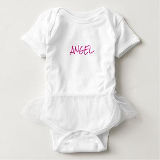 """Baby """"ENGEL"""" Ballettröckchen-Bodysuit Baby Strampler"""