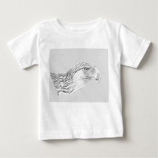 Baby-feiner Jersey-T - Shirt-großer Baby T-shirt
