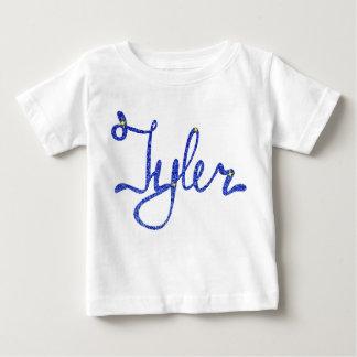 Baby-feiner Jersey-T - Shirt Tyler