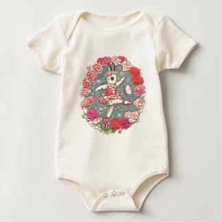 Baby-Gartennelke Baby Strampler