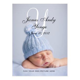 Geburt Postkarten