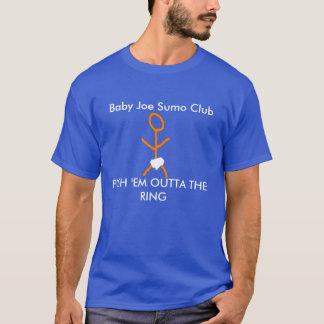 Baby-Joe-Sumo-Verein T-Shirt