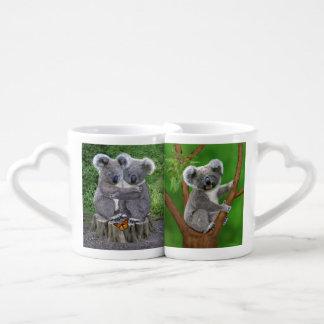 Baby-Koala-Bär Huggies Liebestassen