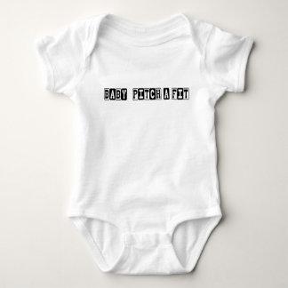 Baby Neigung-EIN-Sitz Baby Strampler