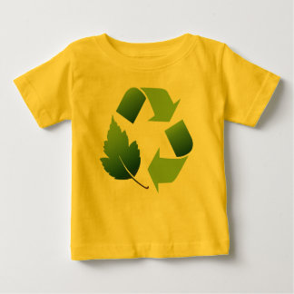 Baby recyceln Hemd