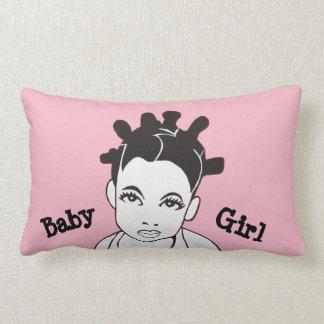 Baby-rosa Kissen scherzt Bettwäsche