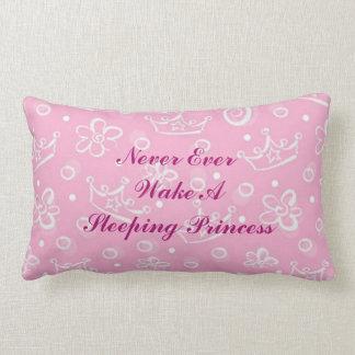 Baby-schlafende Prinzessin Pillow Lendenkissen