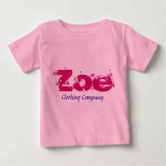 Baby-Shirts Zoe Name Clothing Company Baby T-shirt