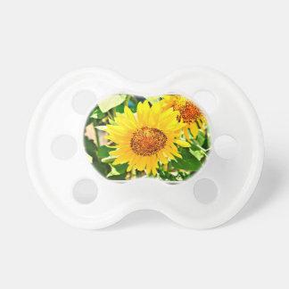 Baby-Sonnenblume-Schnuller Schnuller