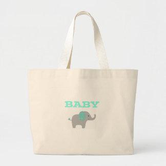 Baby-Taschen-Tasche Jumbo Stoffbeutel