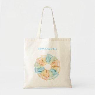 Baby-Windel-Taschen-Tasche Budget Stoffbeutel