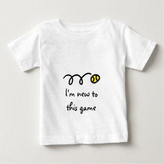 Babyausstattung mit niedlichem Sprichwort - Baby T-shirt