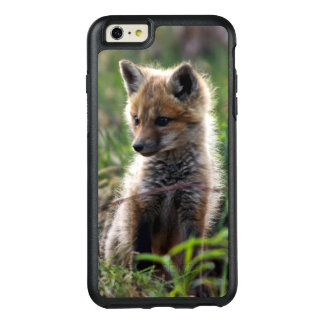 Babyroter Fox OtterBox iPhone 6/6s Plus Hülle