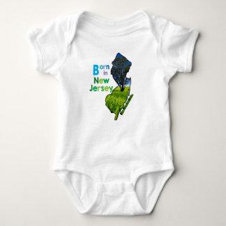 Babys geboren in New-Jersey Baby Strampler