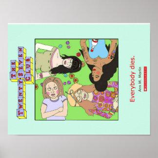 Babysitter-Verein trifft das 27 Verein-Plakat Poster