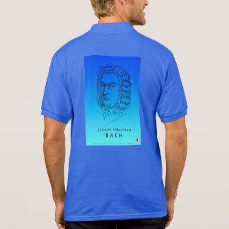 Bach stellen die Musik gegenüber Polo Shirt