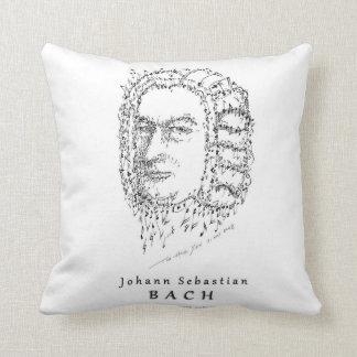 Bach: Stellen Sie die Musik gegenüber Kissen