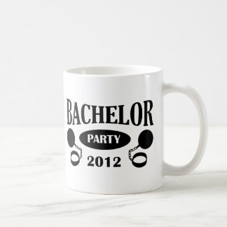 Bachelor Party Tasse