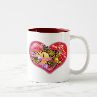 Bachelorette Henne-Party-Fische Zweifarbige Tasse