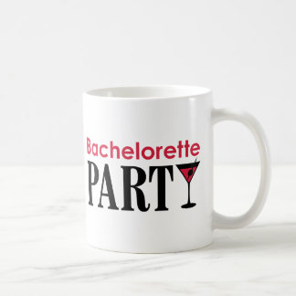 Bachelorette Party Kaffeetasse