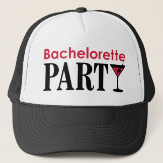 Bachelorette Party Truckerkappe