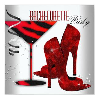 Rote Schuhe Einladungen  Zazzle.at