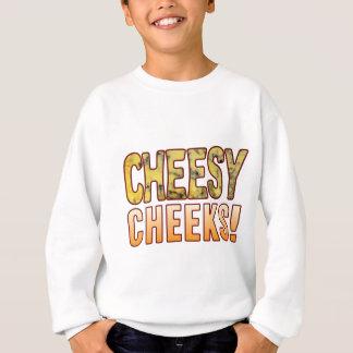 Backen-Blauschimmelkäse Sweatshirt