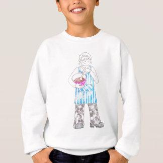 Backen-Dame Sweatshirt