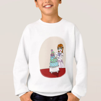 Backen-Lektionen Sweatshirt