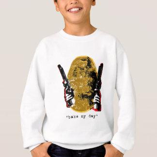 backen Sie mein Taggold Sweatshirt