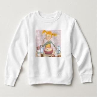 Backende Kuchen Sweatshirt