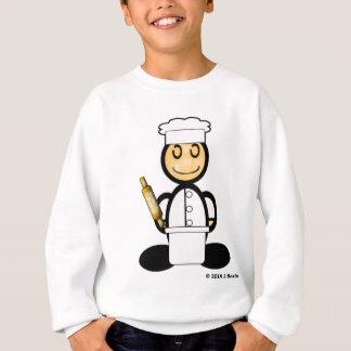Bäcker (einfach) sweatshirt