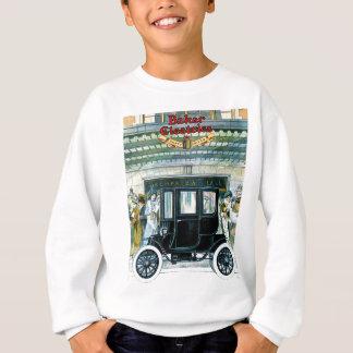 Bäcker-elektrische Autos - Vintage Anzeige Sweatshirt