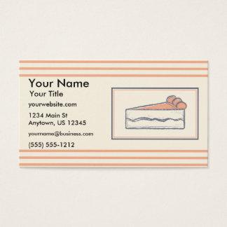 Bäckerei-Skizze Visitenkarte