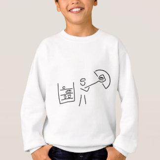 baecker baeckerei handwerk sweatshirt