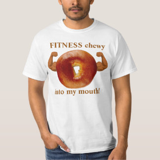 Bagel-Fitness T-Shirt