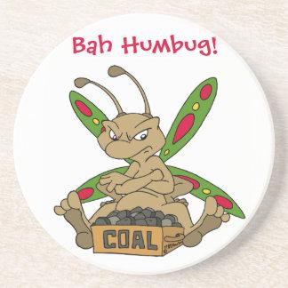 Bah Humbug! Getränkeuntersetzer